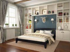Деревянная кровать Гранд фото 1