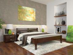 Деревянная кровать Престиж фото 1