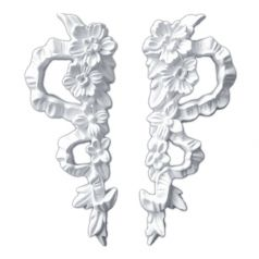 Двухсторонний декоративный орнамент WD-38L\R фото 1