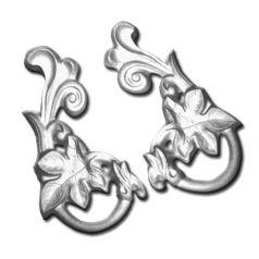 Двухсторонний гипсовый орнамент ФР0001 фото 1