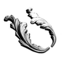 Двухсторонний гипсовый орнамент ФР0009 фото 1