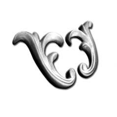 Двухсторонний гипсовый орнамент ФР0034 фото 1