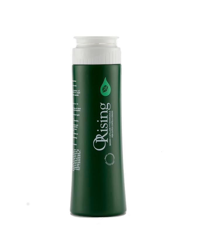 Фитоэссенциальный шампунь для жирных волос и кожи головы ORISING фото 1