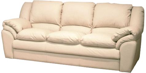 Кожаный диван Лео фото 1