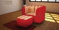 Кресло Лотос фото 2