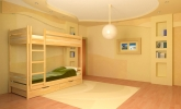 Кровать двухъярусная Дуэт фото 2