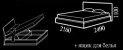 Кровать Iren (Ирен) фото 2