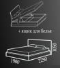 Кровать Lusso (Луссо) фото 2