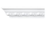Лепной потолочный карниз с орнаментом CC-0725 фото 1