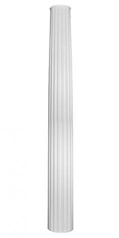 Ствол классической полуколонны с каннелюрами HCS-11 фото 1