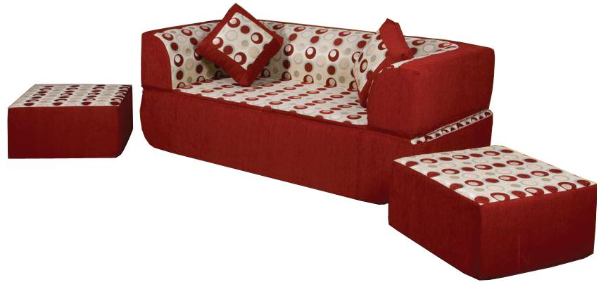 Бескаркасный диван Тюльпан 2 фото 1