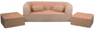 Бескаркасный диван Лотос фото 4