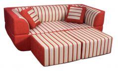 Бескаркасный диван Тюльпан фото 1