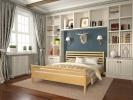 Деревянная кровать Плаза фото 3