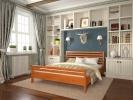 Деревянная кровать Плаза фото 4