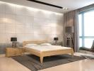 Деревянная кровать Поло фото 3