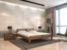 Деревянная кровать Поло фото 5