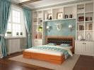 Деревянная кровать Регина фото 3