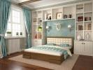 Деревянная кровать Регина фото 5