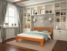 Деревянная кровать Шопен фото 1