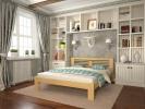 Деревянная кровать Шопен фото 2
