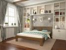 Деревянная кровать Шопен фото 5