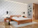 Деревянная кровать Симфония фото 2