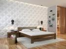 Деревянная кровать Симфония фото 4