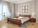 Деревянная кровать Соната фото 4