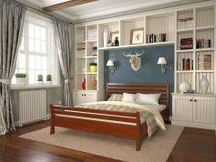Деревянная кровать Плаза фото 1