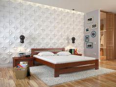 Деревянная кровать Симфония фото 1