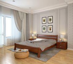 Деревянная кровать Венеция фото 1