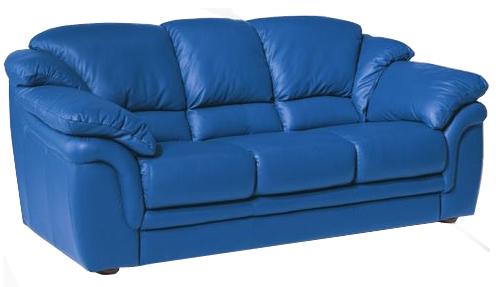 Кожаный диван Елена фото 1