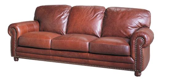 Кожаный диван Магнат фото 1