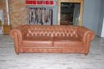 Кожаный диван Честер фото 5