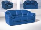 Кожаный диван Елена фото 2
