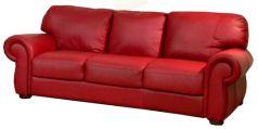 Кожаный диван Джери фото 1