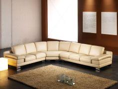 Кожаный диван Миллениум угловой фото 1
