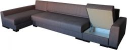 Угловой диван Бруно 3ДА удлиненный фото 2