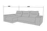 Угловой диван Маттео фото 5