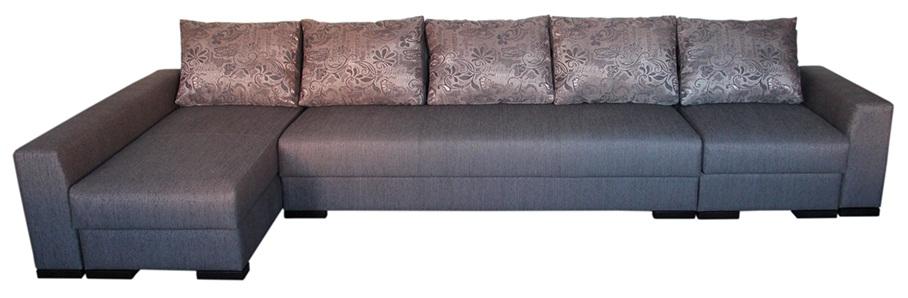 Угловой диван Бруно 3ДА удлиненный фото 1